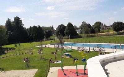 """🏊♂️  💦 """"Back to the pool"""" Nouveaux horaires du Centre aquatique Osmose 🏊♂️  💦"""